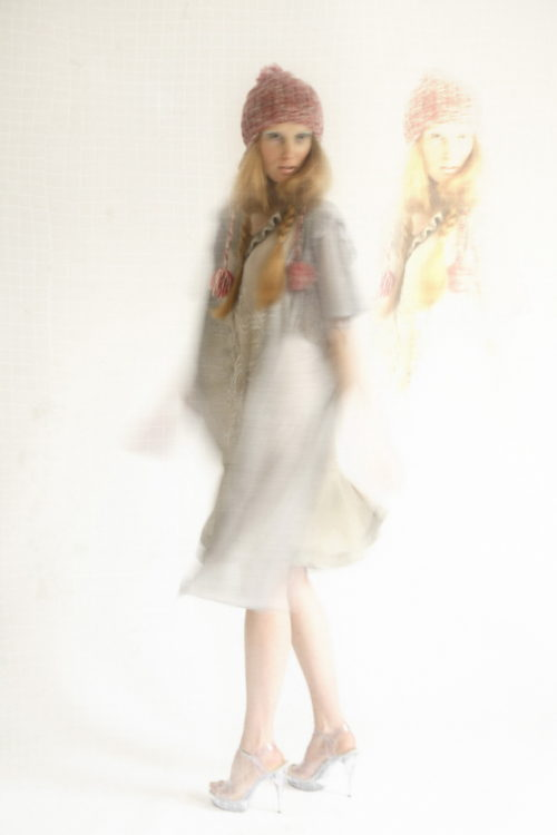 Future Classics fashion Collection AW07 Necessary Soft Focus Look 19