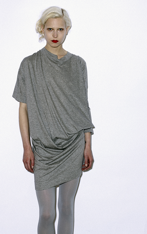 Future Classics fashion SS 11 collection: Sophisticated Jellybeans Look 4 T dress