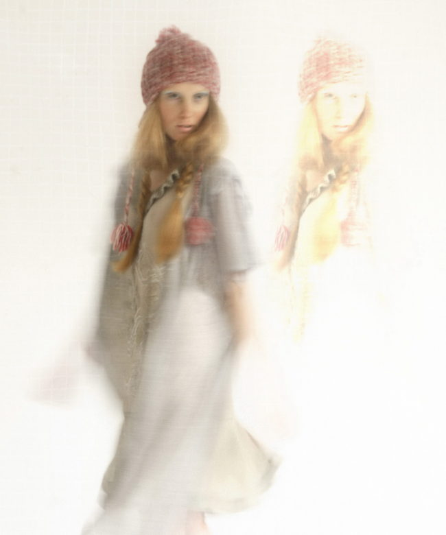 Future Classics fashion AW07 Collection: Necessary Soft Focus Look 1