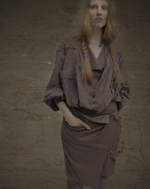 Future Classics fashion AW07 Collection: Necessary Soft Focus Look 6